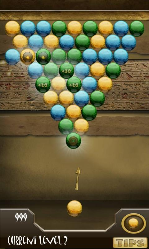 Bubbles Touch- screenshot