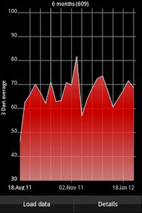 DartTrainer app trial version- screenshot thumbnail