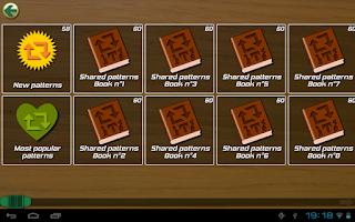 Screenshot of Tangram