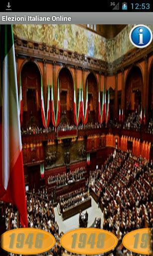 Elezioni Italiane Online
