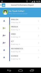 Gradealyzer for Parents screenshot