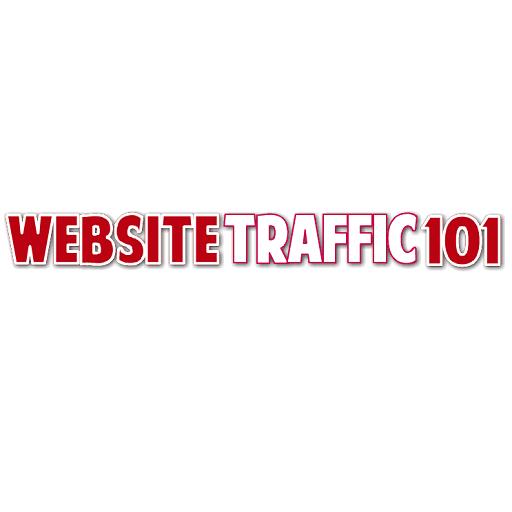 Website Traffic 101 LOGO-APP點子