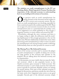 The European Financial Review - screenshot thumbnail