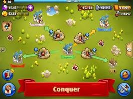 Screenshot of Shadow Kings