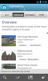 Amsterdam Travel Guide Triposo- screenshot thumbnail