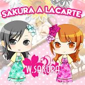 W.SAKURA mini Album「Sakura a l
