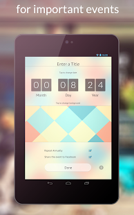 My Day - Countdown Timer - screenshot thumbnail