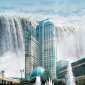 Niagara Falls Live Wallpaper icon