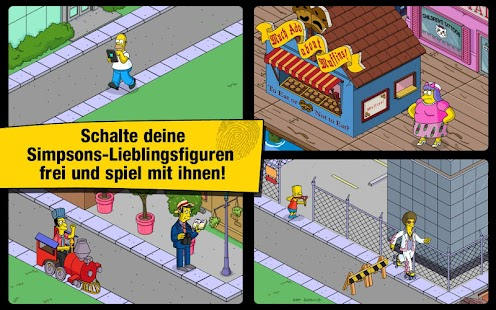 die Simpsons™ Springfield – Miniaturansicht des Screenshots