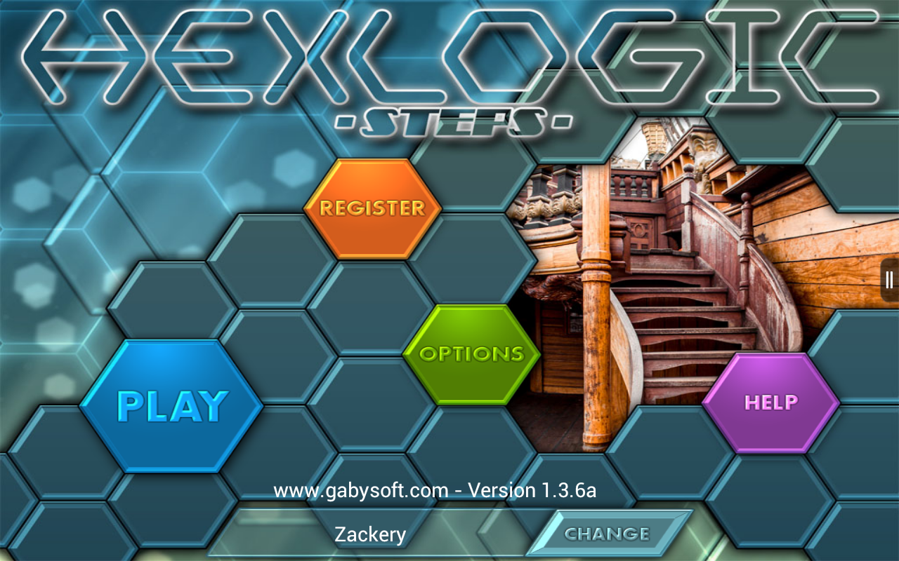 HexLogic - Steps- screenshot