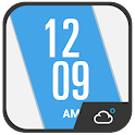 Simple Fancy Clock Weather icon