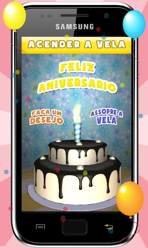 Feliz Aniversario 3D- screenshot