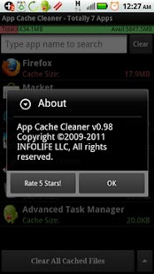 App Cache Cleaner Pro - Clean- screenshot thumbnail