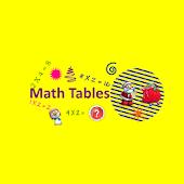 Math tables - talking tables