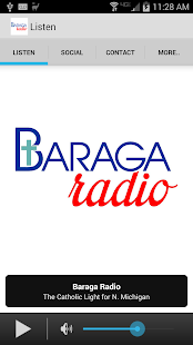 Baraga Broadcasting- screenshot thumbnail