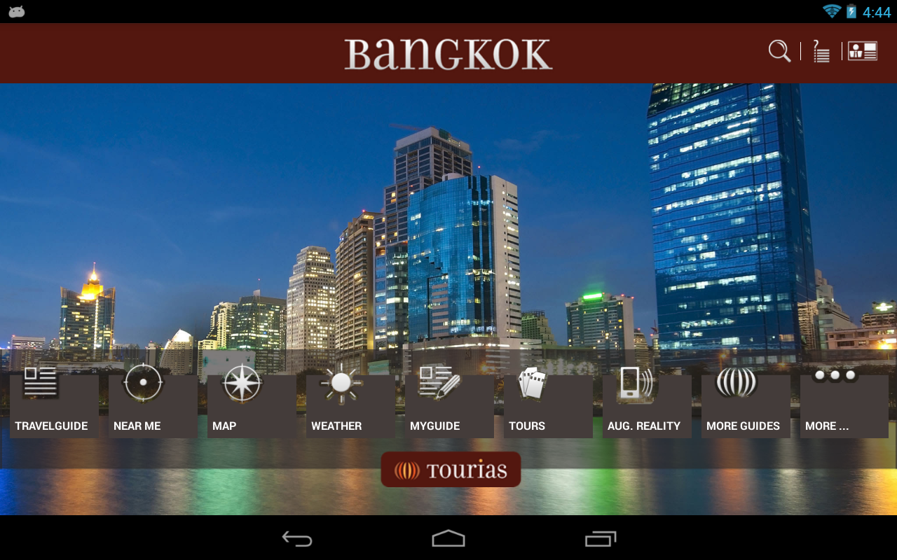 Bangkok Travel Guide - Tourias - Android Apps on Google Play