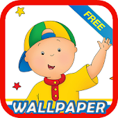 Caillou Kids Wallpaper