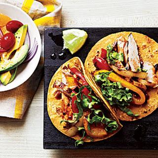 Avocado and Orange Salad Recipe