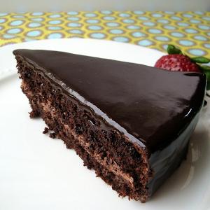 Resepi Kek Coklat Indulgence Azlita Masam Manis - Resepi BB