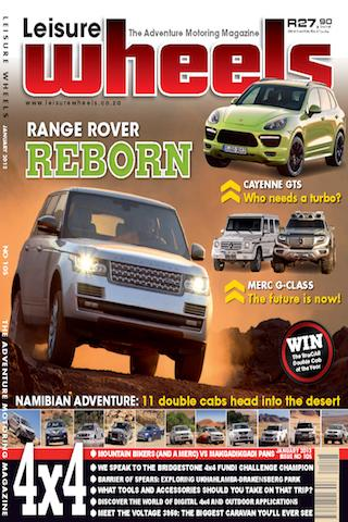 Leisure Wheels Magazine