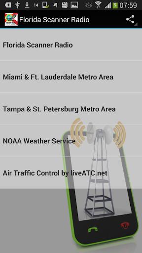 Florida Scanner Radio