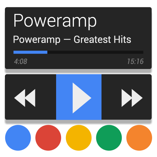 App Insights: Skin for Poweramp v2 Now Dark   Apptopia