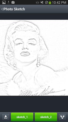 スケッチ写真 - Sketch Photo