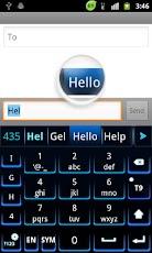 GO Keyboard Neon Theme