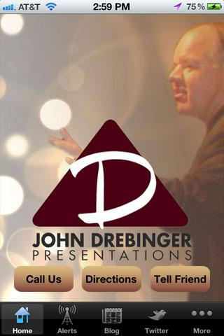 John Drebinger- screenshot