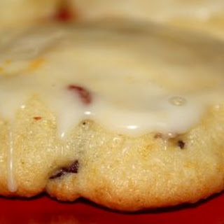 Cranberry Orange Buttermilk Cookies