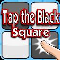 Tap the Black Square icon