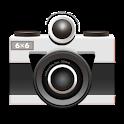 6x6cm logo