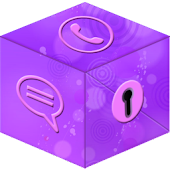 Secret Call&SMS- Violet style