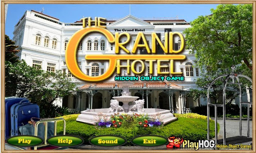 Grand Hotel Free Hidden Object