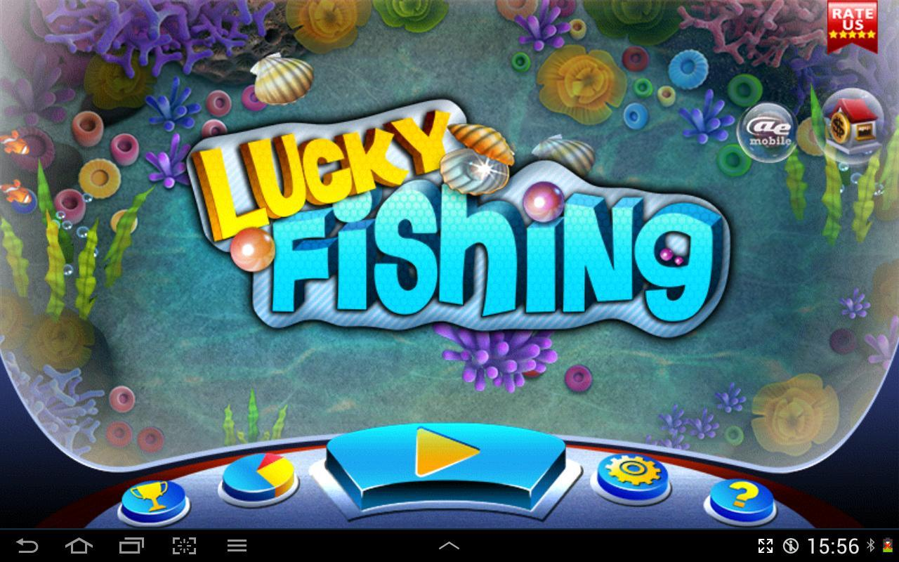 Ae lucky fishing android apps on google play for Game and fish