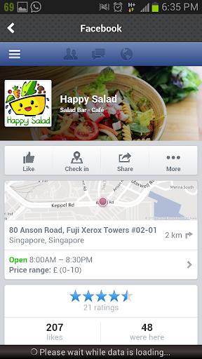 免費下載商業APP|Happy Salad app開箱文|APP開箱王