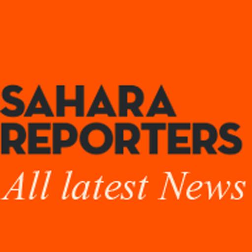 Sahara Reporters LOGO-APP點子