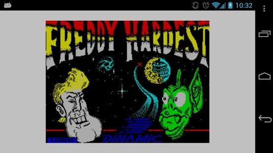0x4000: The ZX Spectrum Camera - screenshot thumbnail