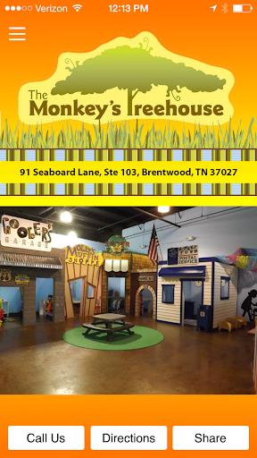 The Monkey's Treehouse|玩商業App免費|玩APPs