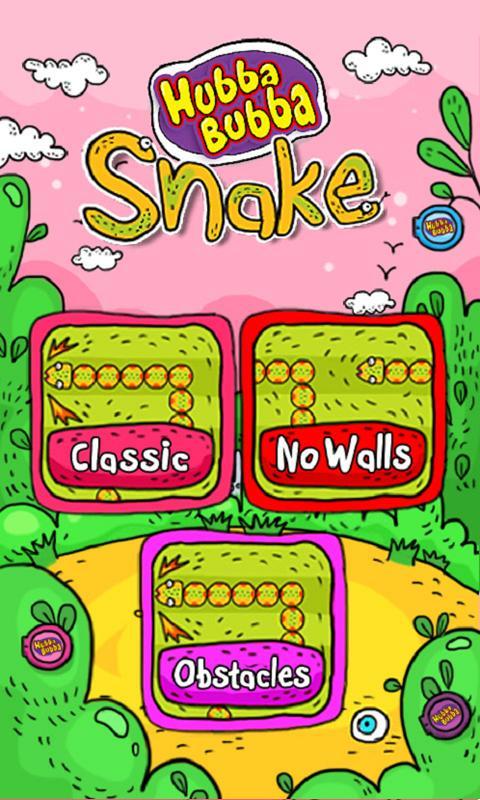 Hubba Bubba Snake- הובה בובה ס- screenshot