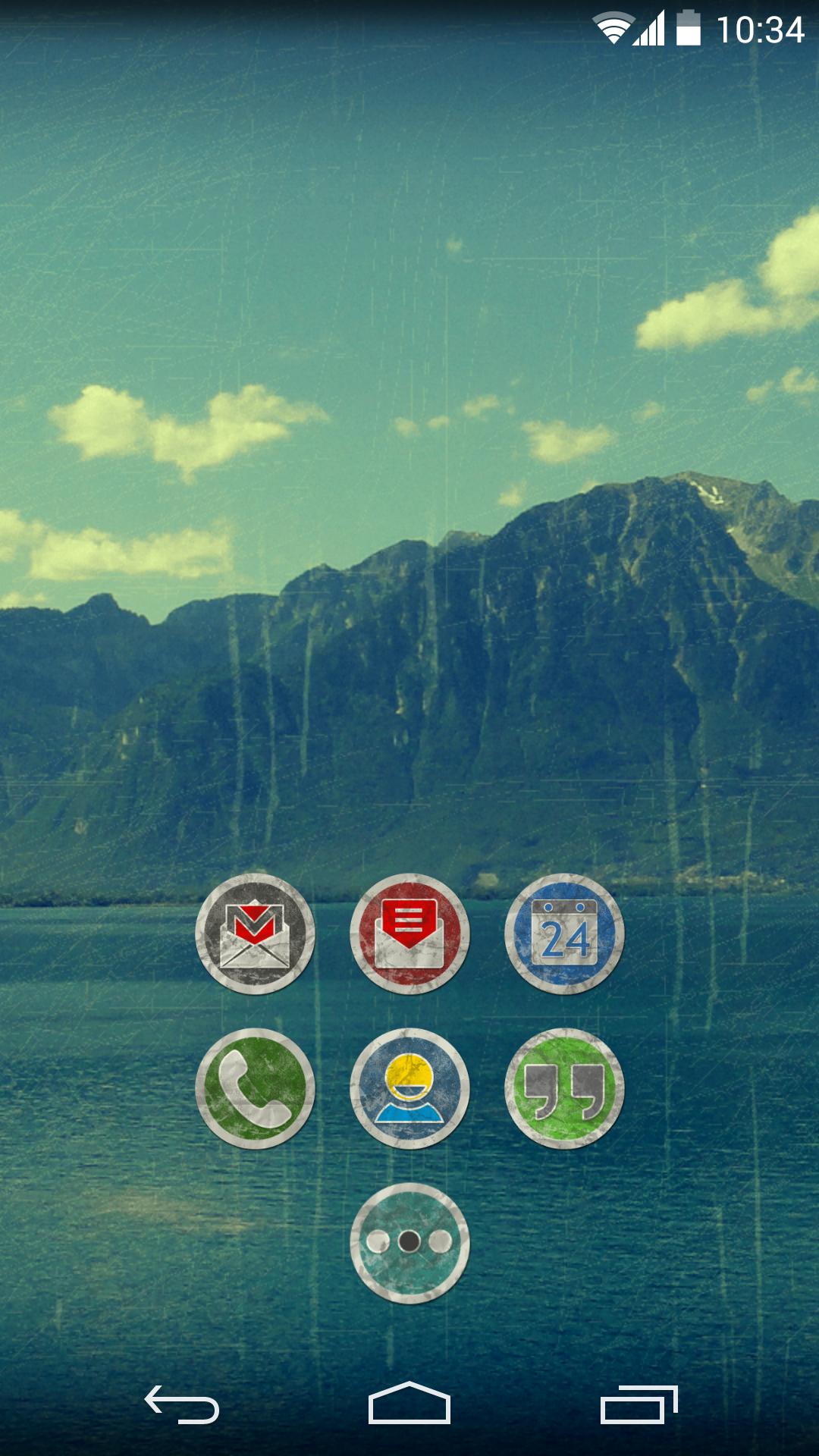 Rugo - Icon Pack screenshot #5