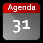 Agenda Widget Plus