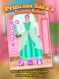 Princess Sara Beauty Spa Salon - screenshot thumbnail