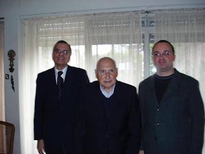 Oscar Ermida Uriarte, Américo Plá Rodriguez e Jorge Alberto Araujo