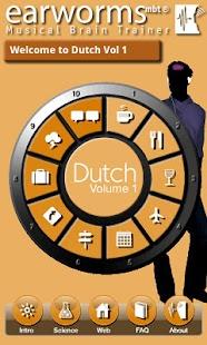 Earworms Rapid Dutch Vol.1- screenshot thumbnail