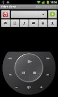 Screenshot of Remote Control DEMO
