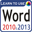 Learn to use Word 2010 & 2013 icon