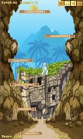 Screenshot of Mummy Jump