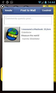 Slide Meter: Measure the world- screenshot thumbnail