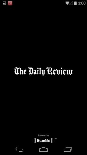 Hayward Daily Review